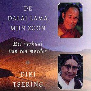 Dalai lama mijn zoon - Diki Tsering